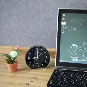 [미아트]데일리데코 모던 탁상 시계