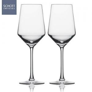 [쇼트즈위젤] 퓨어 와인잔 2p