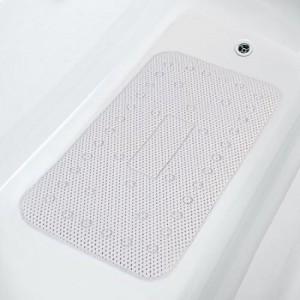 웨이브 미끄럼방지 욕실매트 직사각