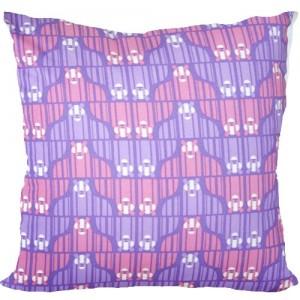 [Oi] 귀여운 애니멀 패턴 쿠션 40 심바 (40 simba)