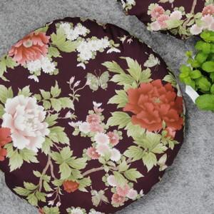 [Oi] 큼직한 꽃 패턴 좌식쿠션 카토 (cato sitting cushion)