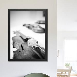 [시즈팝]FA245 클래식 바이올린 북유럽 스타일 포토프레임