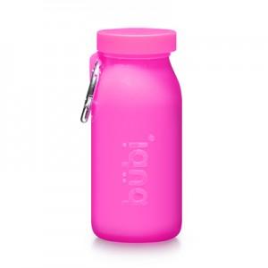 [부비바틀]부비 다용도실리콘물병450ml(핑크)