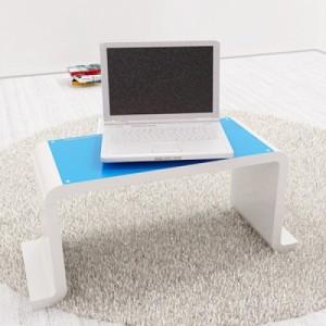 큐빅스2 컬러 노트북 테이블