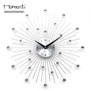 [포커시스][Momenti] 모멘티 트윈밀리언 벽시계 MMT-YGZ1155