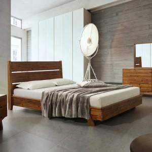 라로체 침대프레임 (퀸침대)