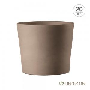 [데로마 Deroma] 테라코타 이태리토분 인테리어화분 바소 실린드리코(20cm)
