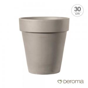 [데로마 Deroma] 테라코타 이태리토분 인테리어화분 바소 알토(30cm)