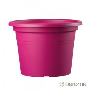 [데로마 Deroma] 플라스틱 인테리어화분 실린드로 펀 데이(30cm)