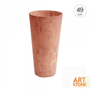[아트스톤 Artstone] 텔 클레어 인테리어화분(49cm)