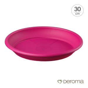 [데로마 Deroma] 플라스틱 화분받침대 소토바소 펀 데이(30cm)