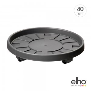 [엘호 elho] 플랜택시 바퀴형 이동화분받침대(40cm)