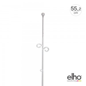 [엘호] 오키데코 엘레강스 디자인화분 식물지지대(55.2cm)