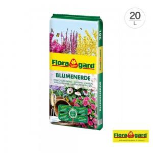 [Made in Germerny] 독일 플로라가드 화분분갈이흙 배양토(천연비료구아노함유) 20L