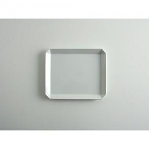 [1616/arita japan] TY Square Plate 165 White 스퀘어 플레이트 165 화이트 아리타재팬