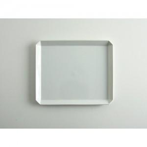 [1616/arita japan] TY Square Plate 200 White 스퀘어 플레이트 200 화이트 아리타재팬