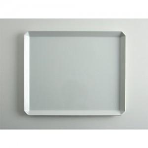 [1616/arita japan] TY Square Plate 270 White 스퀘어 플레이트 270 화이트 아리타재팬