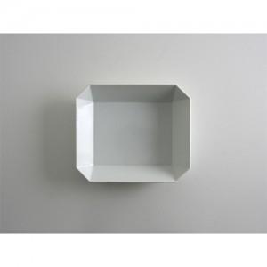 [1616/arita japan] TY Square Bowl 184 White 스퀘어 볼 184 화이트 아리타재팬