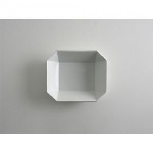 [1616/arita japan] TY Square Bowl 150 White 스퀘어 볼 150 화이트 아리타재팬