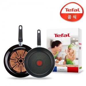 테팔 스페셜 에디션 프라이팬 2종세트(24cm+30cm)선물세트