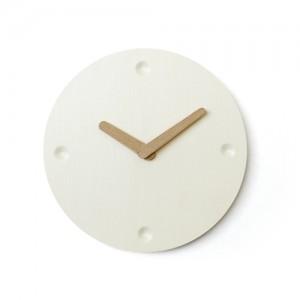 [알프] 컬러컨케이브클락 벽시계