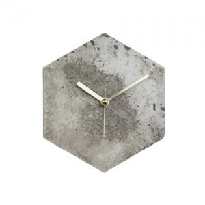 [알프] 콘크리트하이브클락 벽시계