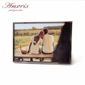 [포커시스][Amoris] 아모리스 심플 실버 액자 4x6 Amoris-IN620246