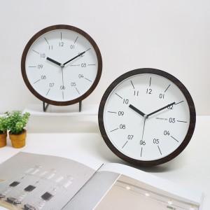 다온무소음벽시계(2COLOR)