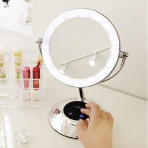 [홈앤하우스] 스마트 LED 양면거울