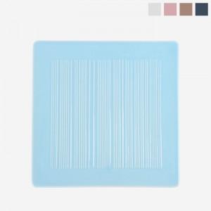 [로얄애덜리] 라이닝 사각접시 중 (5 color)