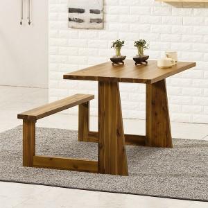 아카시아 원목 식탁 테이블 381