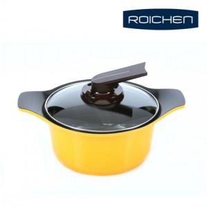 로이첸 네츄럴 세라믹 넘침방지냄비 20cm(양수)