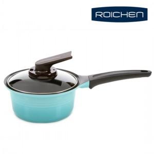 로이첸 네츄럴 세라믹 넘침방지냄비 18cm(편수)