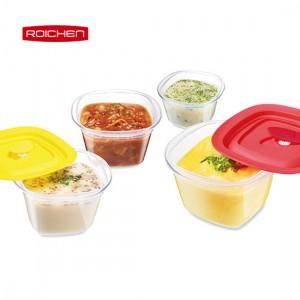 로이첸 요리하는 렌지용기 4개세트(8P)