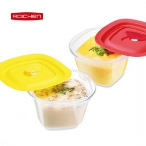 로이첸 요리하는 렌지용기 2개세트(4P)