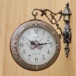 [두리데코] 애니카 양면 시계