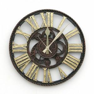 [두리데코] 톱니바퀴 시계 40