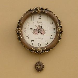 [두리데코] 로잔 추 시계
