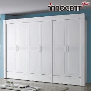 이노센트플러스  메종P 10자 장롱/옷장