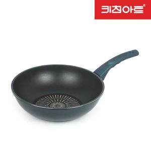 키친아트 티타늄 IH인덕션 까사 궁중팬 28cm