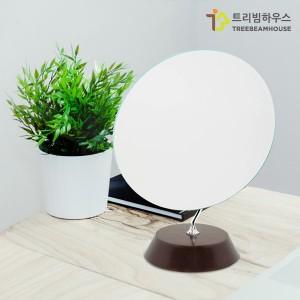 슬림 원형 탁상 거울