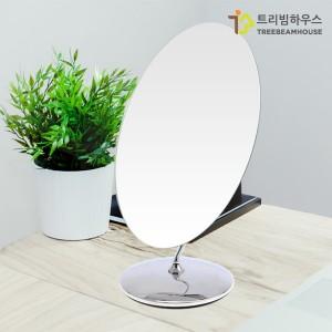 304 타원형 탁상 거울