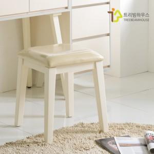 T-JUNI 원목 도장 의자