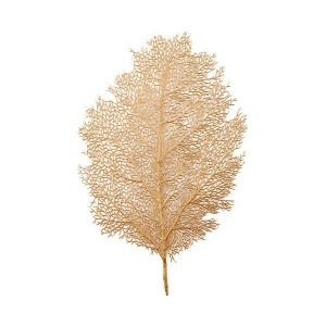 PT 윈터스펠 나뭇잎 테이블매트 골드