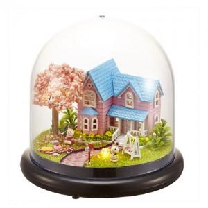 [adico] DIY 미니어처 하우스 - ?꽂하우스