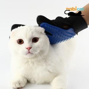 나비캣 고양이털장갑 털제거용장갑 개냥이장갑 고양이털관리