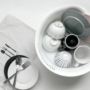[플러스텐] 일본 아스벨 은나노 설거지통