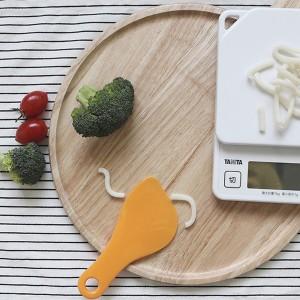 [플러스텐] 일본 이노마타 이유식주걱(커터기)