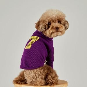 [프렌드쉽] 포켓볼7번 골지터틀넥 S-L 강아지옷