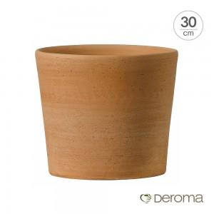 [데로마 Deroma] 테라코타 이태리토분 인테리어화분 바소 실린드리코 프리미티보(30cm)